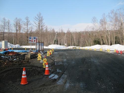 s-大型車駐車場
