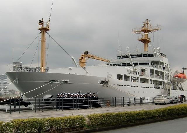 内航用練習船「大成丸」
