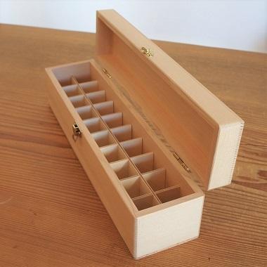 精油収納ボックス1