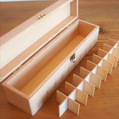 精油収納ボックス3