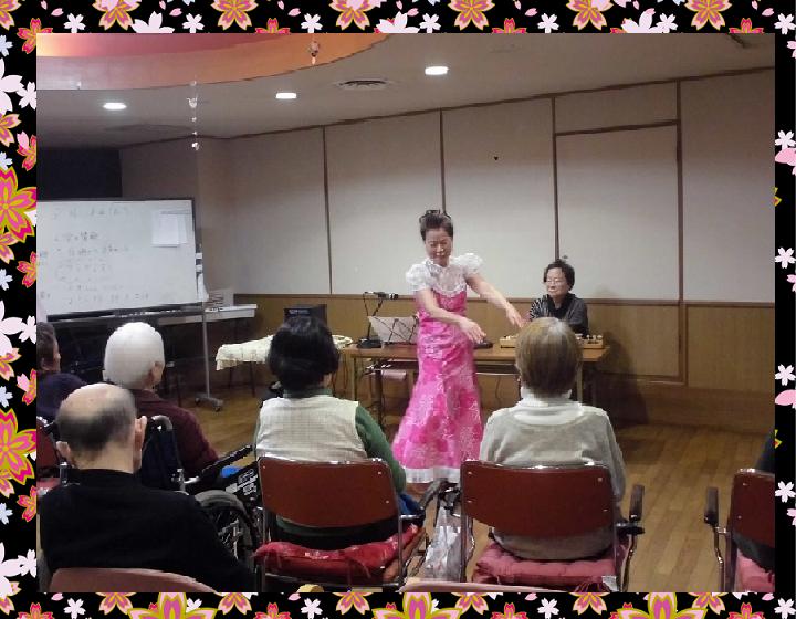 大正琴 フラダンス