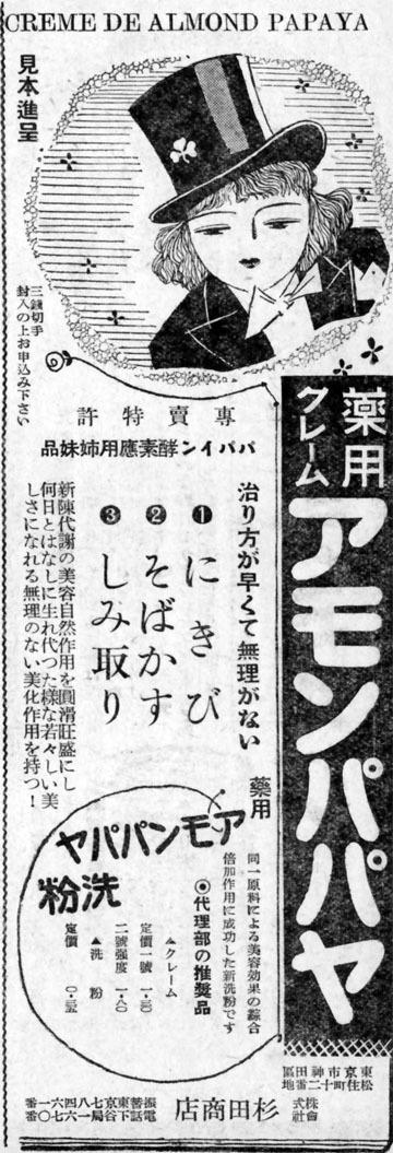 アモンパパヤ1937may