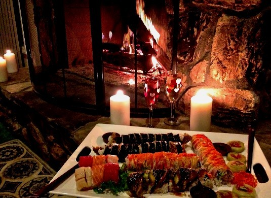 romantic dinner 100