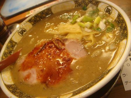 煮干しラーメン凪0S