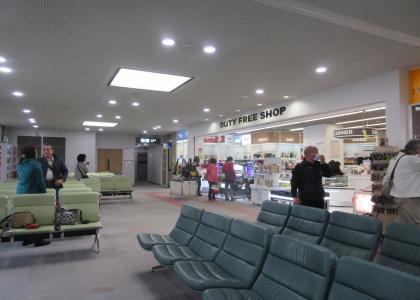 岡山空港第一ターミナル