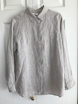 リネンシャツ2