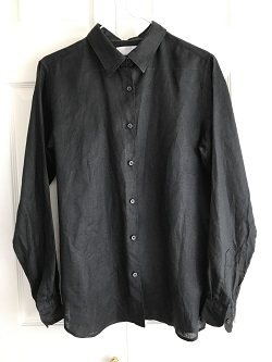 リネンシャツ1