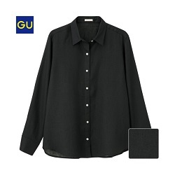 GU シャツ