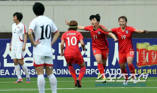 韓国ネチズン反応:韓国女子代表...