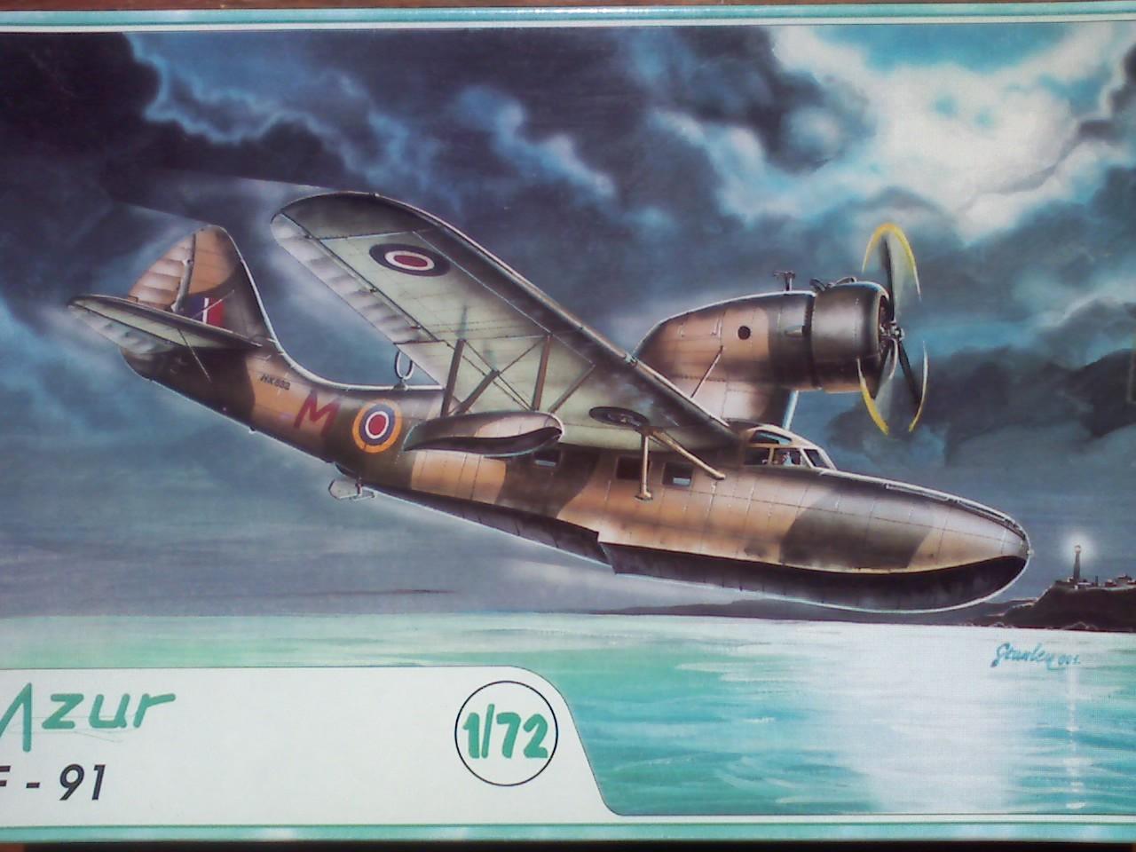 フェアチャイルドF91