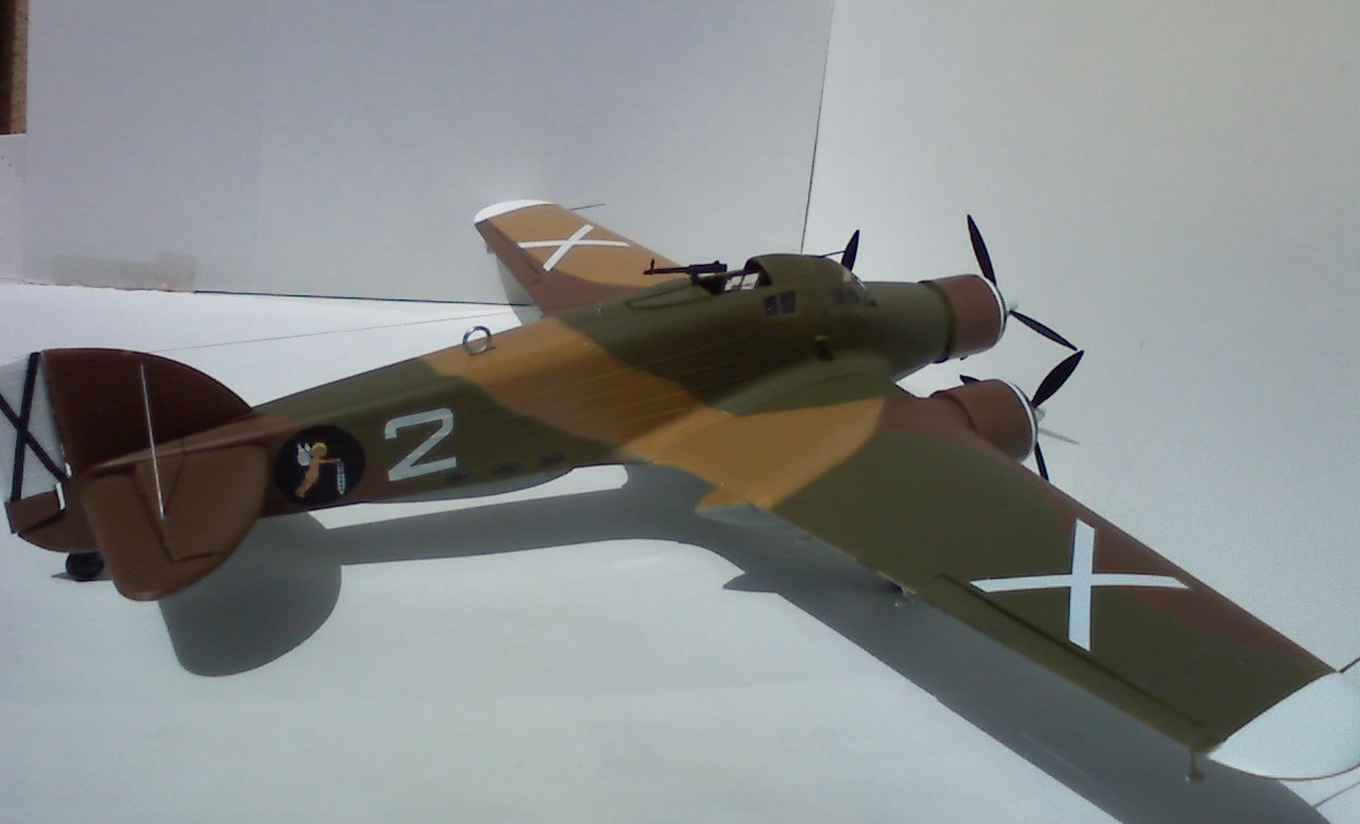 sm79爆撃機