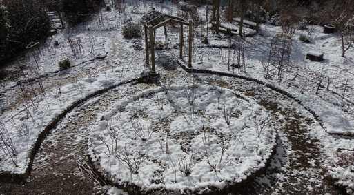 20170210 2度目の積雪