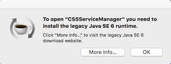 Java SE6 runtime