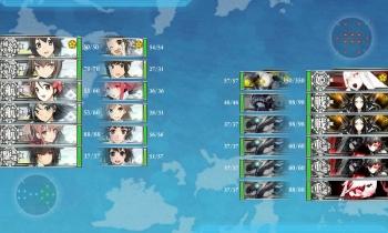 E-2-M 昼戦1戦目