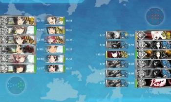 E-2-M 昼戦11戦目終了