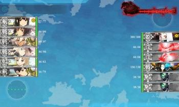 4-5-M 一航戦任務昼戦