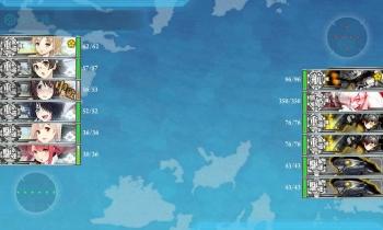 5-3 ザラ任務昼戦