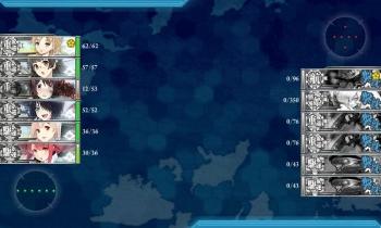 5-3 ザラ任務夜戦終了