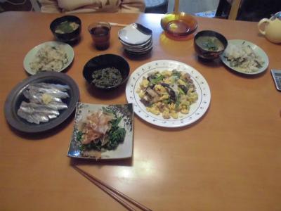 2.24夕食
