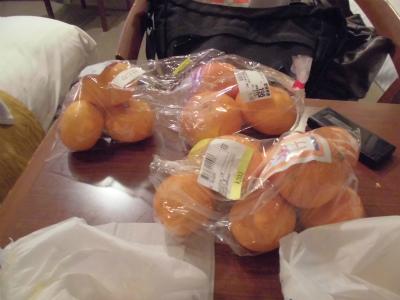 3.3買った柑橘試食