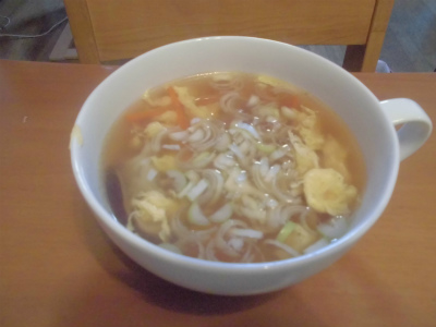 3.10ワンタンスープ