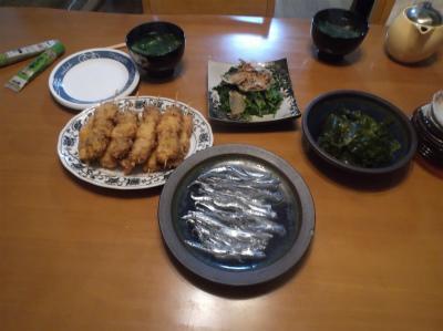 3.11夕食
