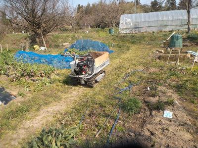 3.19堆肥運搬2