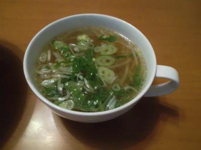 3.24中華スープ