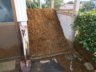 3.26堆肥収納完了