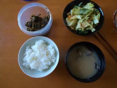 3.26朝食