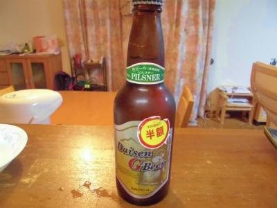 4.7半額のビール