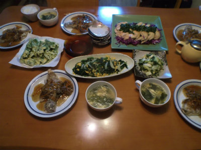4.8夕食
