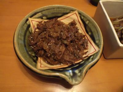 4.9土筆の佃煮
