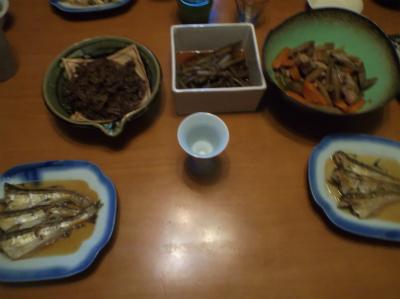 4.9晩飯