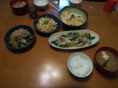 4.15夕食