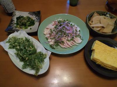 4.20夕食