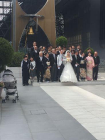 駅ビルの結婚式_H29.03.05撮影
