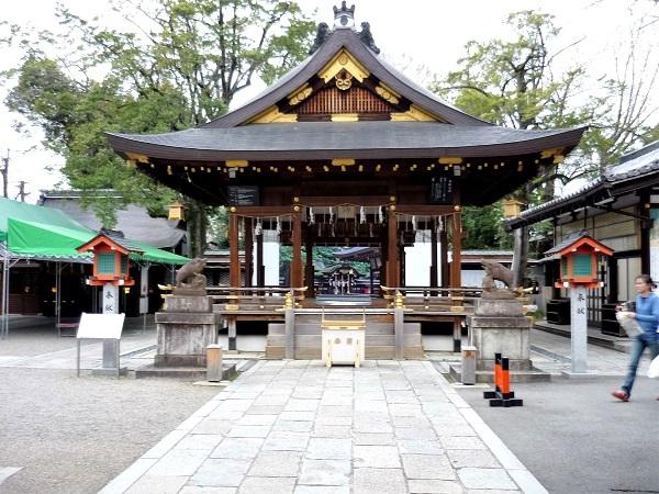 護王神社その3