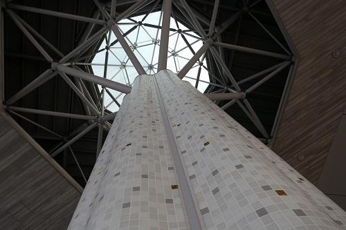 金沢港口側柱