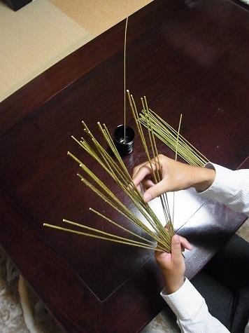 メドハギ・筮竹 (6)