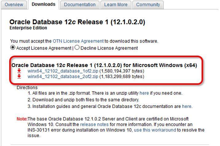 space彩Oracle BI 12cのインストール(2)