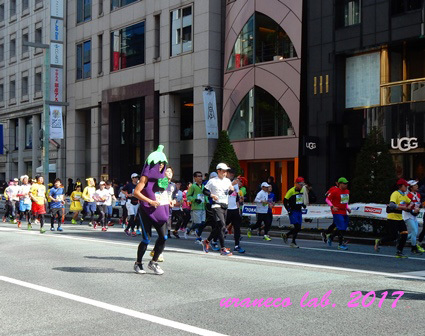 2月27日東京マラソン3