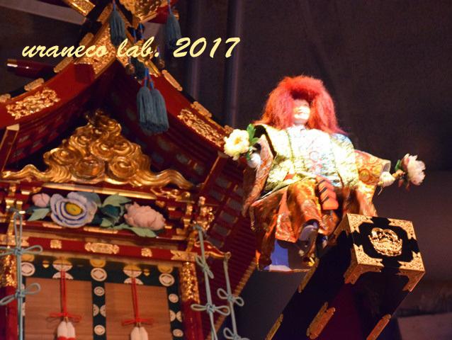 4月14日高山祭山車3