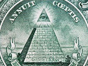 ヒプノセラピー スピリチュアルライフ 1ドル札 ホルスの目