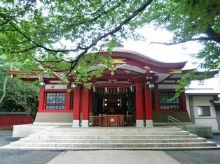 籏岡八幡神社