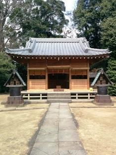 島根氷川神社