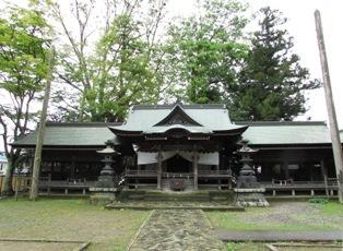 諏訪護国神社