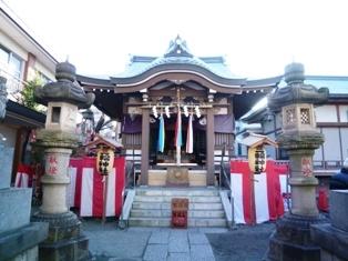大森谷戸三輪神社