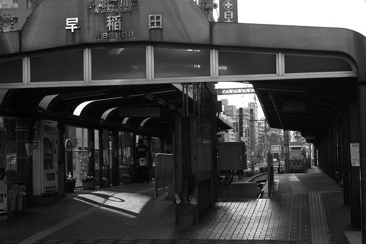 20170325早稲田駅a
