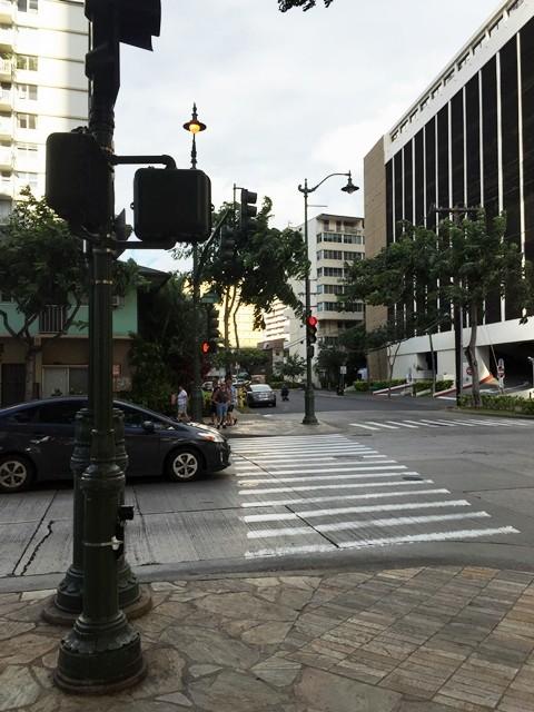 ハワイ(1日目)